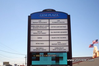 GEM PLAZA APARTMENTS