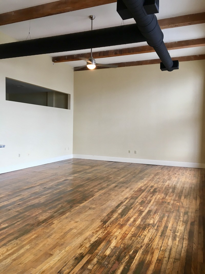 Spacious 2 bed, 2 bath LOFT @ Slater Cotton Mill